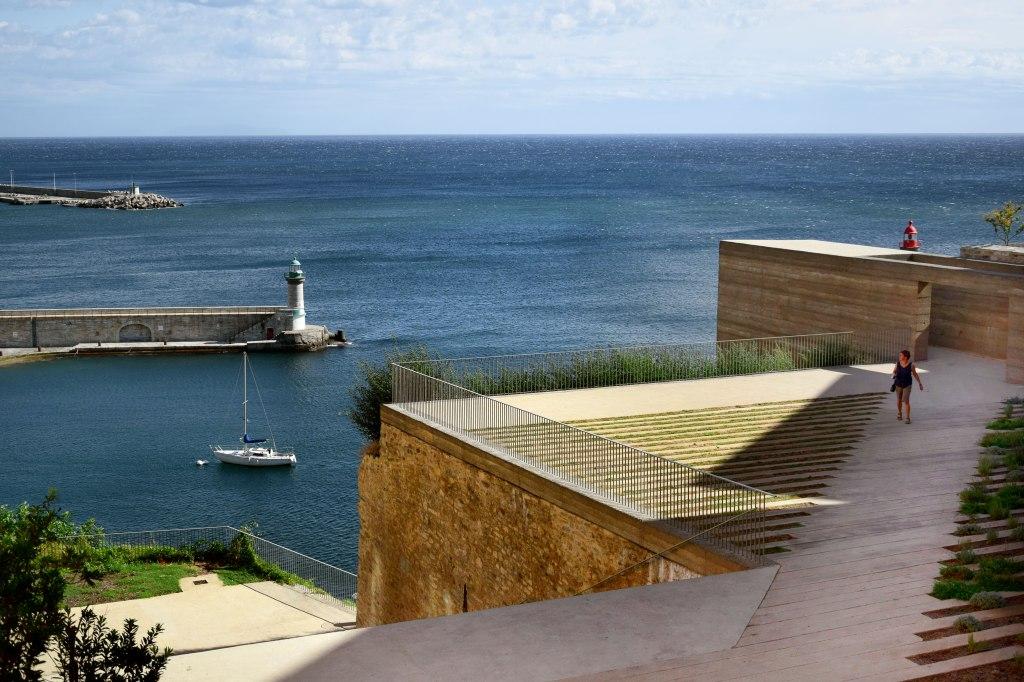 De nouveaux espaces à la citadelle de Bastia