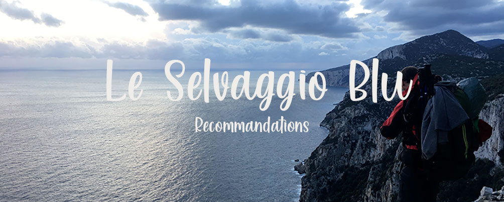 Explore a perte de vue trek rando Italie Selvaggio Blu